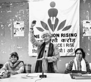 One Billion Rising India