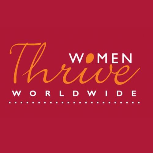 women thrive logo-red
